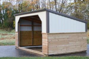 Amish Storage Sheds in Shipshewana