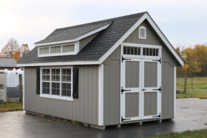 Amish Storage Sheds in Middlebury