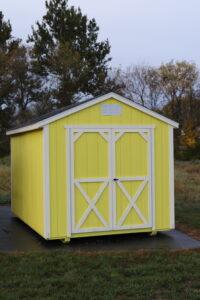 Amish Storage Sheds locally made